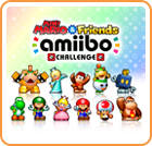 Mini Mario & Friends amiibo Challenge Icon