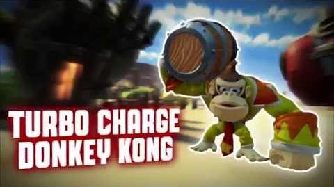 Meet the Skylanders SuperChargers Turbo Charge Donkey Kong
