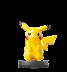 Amiibo Pikachu Smash char v2