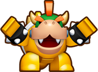 Mini Bowser Artwork