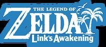 The Legend of Zelda Link's Awakening logo