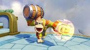 DK in-game