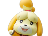 Isabelle (Animal Crossing: amiibo Festival)