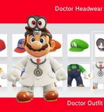 Mario amiibocostume doctor