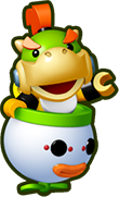 Mini Bowser Jr. Artwork