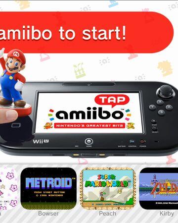 amiibo Tap: Nintendo's Greatest Hits | Amiibo Wiki | Fandom