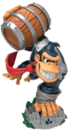 Dark Turbo Charge Donkey Kong