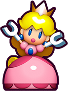 Mini Peach Artwork