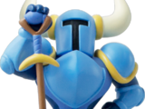 Shovel Knight (figure)