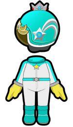 MK8 Rosalina Suit