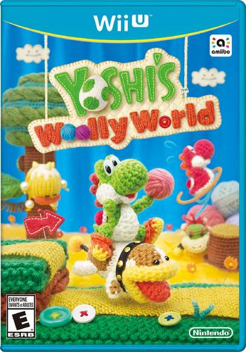 Yoshi's Woolly World | Amiibo Wiki | FANDOM powered by Wikia