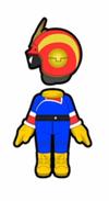 Atuendo de Captain Falcon - Mario Kart 8