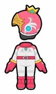 Atuendo de Peach - Mario Kart 8