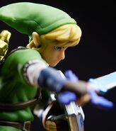 Imagen de detalles del amiibo de Link (Skyward Sword)