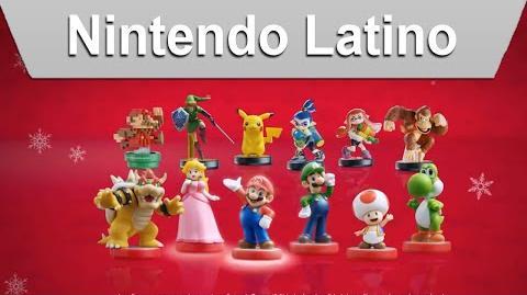 Nintendo - amiibo Navidad - Comercial de TV Latino