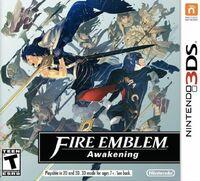 Caja de Fire Emblem Awakening (América)