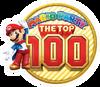 Logo de Mario Party The Top 100