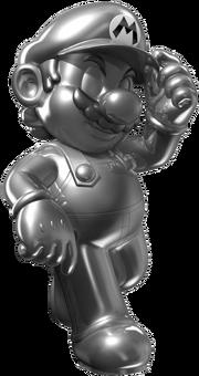 Mario de metal