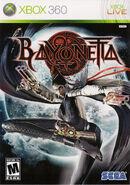 Caja de Bayonetta (Xbox 360)