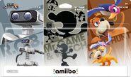 Embalaje americano del pack retro - Serie Super Smash Bros.
