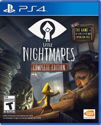 Caja de Little Nightmares Complete Edition (PlayStation 4) (América)