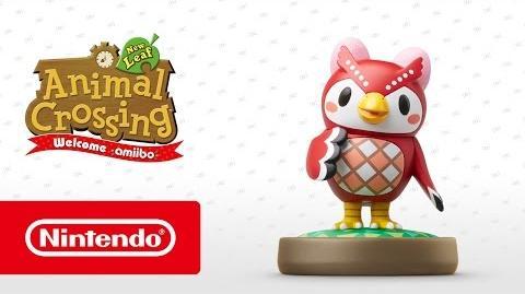 Animal Crossing New Leaf - Welcome amiibo - Estela (Nintendo 3DS)