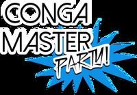 Logo de Conga Master Party!