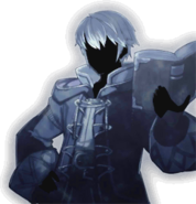 Retrato Daraen - Fire Emblem Echoes Shadows of Valentia