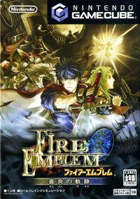 Caja de Fire Emblem Path of Radiance (Japón)