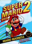 Caja de Super Mario Bros. 2