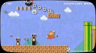 Funcionalidad amiibo 30 aniversario de Mario en Super Mario Maker