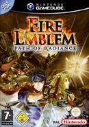 Caja de Fire Emblem Path of Radiance (Europa)