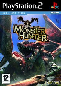 Caja de Monster Hunter (Europa)