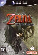 Caja de The Legend of Zelda - Twilight Princess (Gamecube) (Europa)
