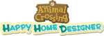 Logo de Animal Crossing Happy Home Designer