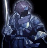 Retrato Roy - Fire Emblem Echoes Shadows of Valentia