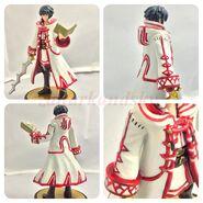 Amiibo fanmade Daraen blanco