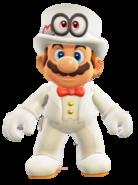Conjunto nupcial de Mario - Super Mario Odyssey