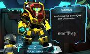 Meka Samus - Metroid Prime Blast Ball