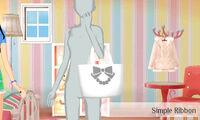 Lazo sencillo - Nintendo presenta New Stlye Boutique 3 Estilismo para celebrities