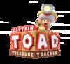 Logo Captain Toad Treasure Tracker