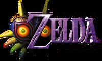 Logo de The Legend of Zelda - Majora's Mask