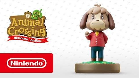 Animal Crossing New Leaf - Welcome amiibo - Candrés (Nintendo 3DS)