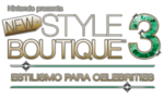 Logo de Nintendo presenta New Style Boutique 3 Estilismo para celebrities