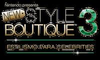 Logo de Nintendo presenta New Style Boutique 3 Estilismo para celebrities
