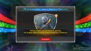 Efecto amiibo Mewtwo Oscuro Pokkén Tournament