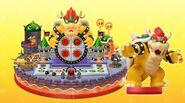 Tablero Bowser amiibo Party - Mario Party 10