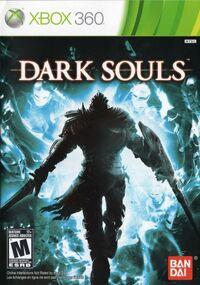 Caja de Dark Souls (Xbox 360) (América)