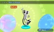 Pose de Mario - Chibi Robo! Zip Lash