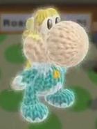 Patrón Estela - Yoshi's Woolly World